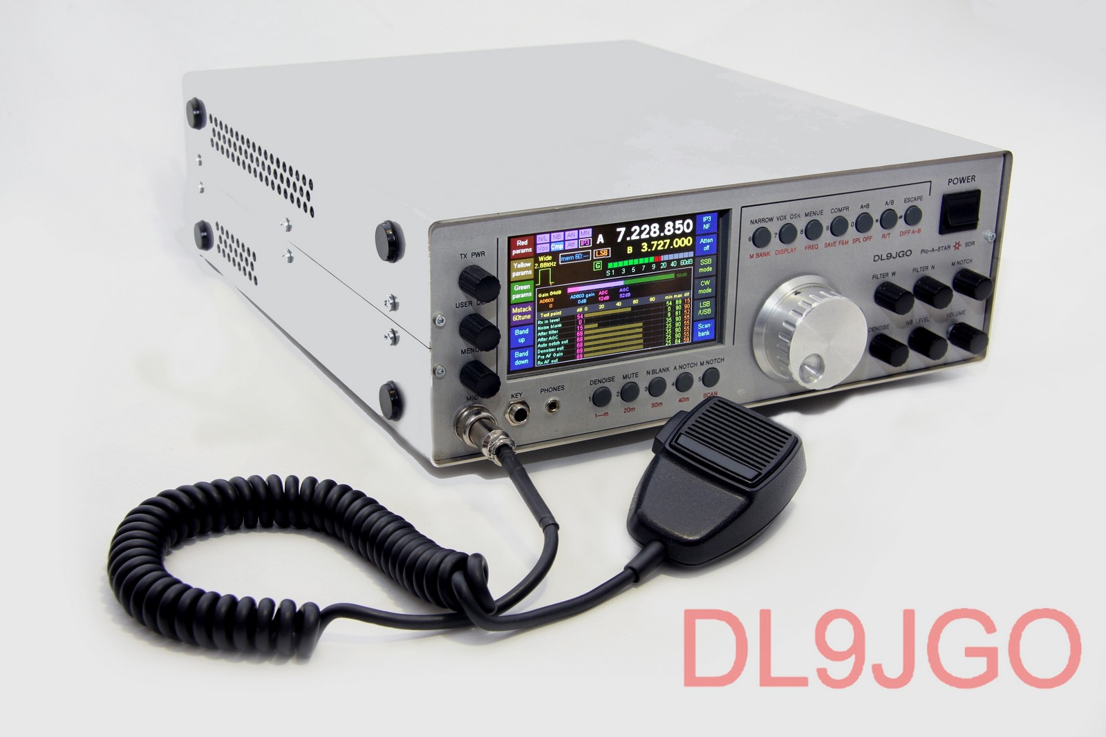 PIC-a-STAR Combo DL9JGO